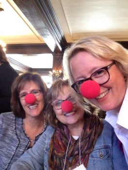 SCBWI 2015 clown picture